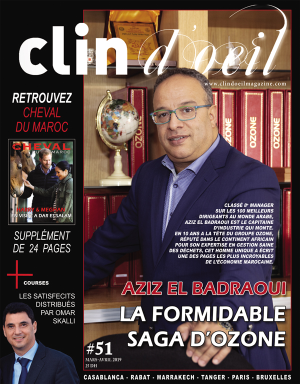 Clind'oeil Magazine 51