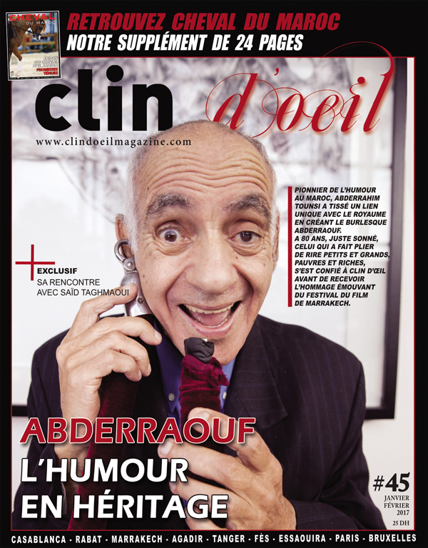 Clind'oeil Magazine 45