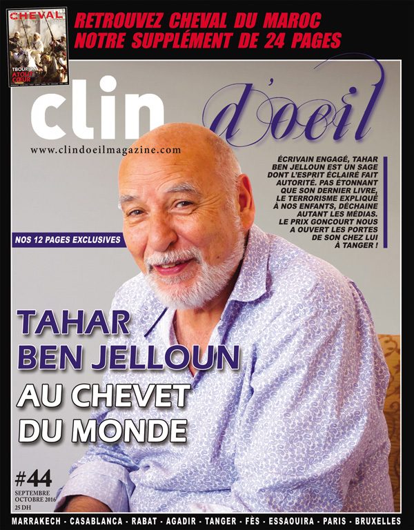 Clind'oeil Magazine 44