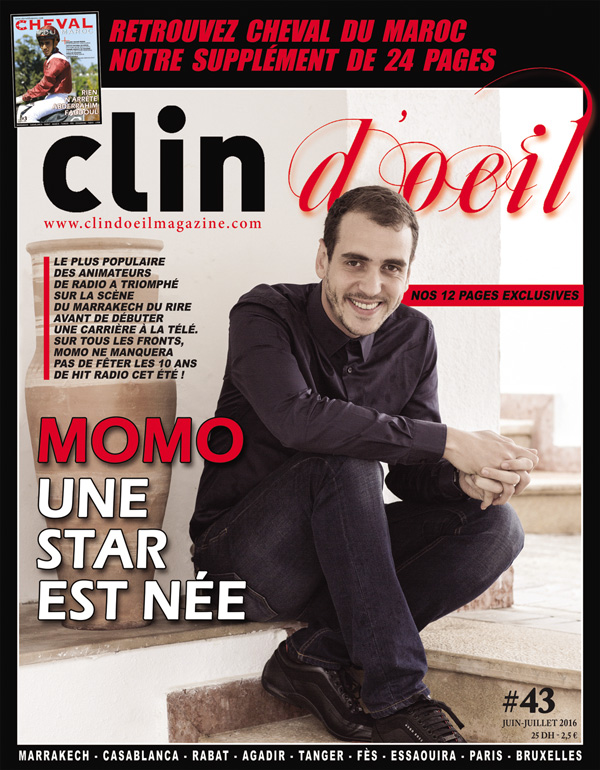 Clind'oeil Magazine 43