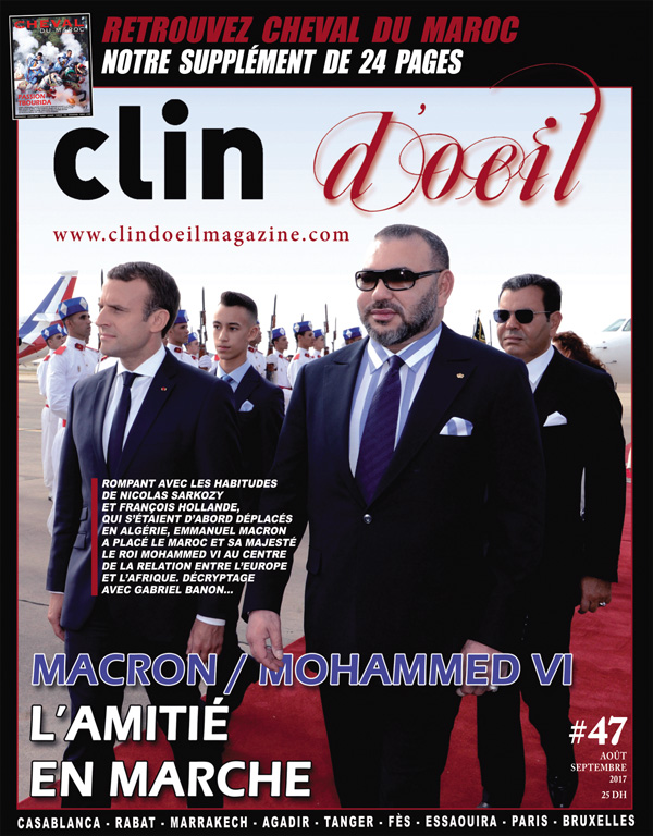 Clind'oeil Magazine 47